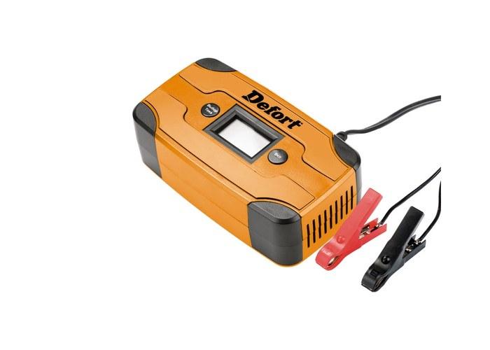 Зарядное устройство Defort DBC-6D (98299571), Инструменты для автомобиля, д